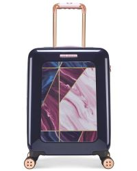 Ted Baker - Small Balmoral 21-inch Spinner Carry-on - - Lyst