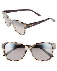 Maui Jim - Summer Time 54mm Polarizedplus2 Cat Eye Sunglasses - - Lyst