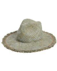 Lola Hats - Large Dad's Raffia Hat - - Lyst