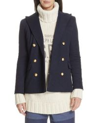 Polo Ralph Lauren - Double Breasted Blazer - Lyst