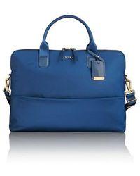 Tumi | Voyageur Tina Nylon Laptop Briefcase | Lyst