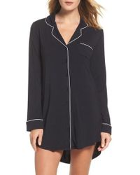 Nordstrom - 'moonlight' Nightshirt - Lyst