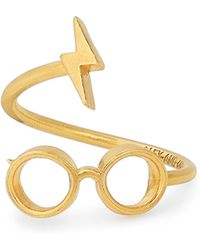 ALEX AND ANI - Harry Potter Glasses Ring Wrap - Lyst
