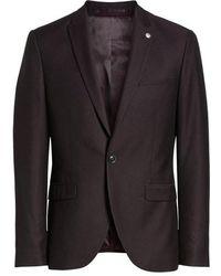 TOPMAN - Bicester Skinny Fit Suit Jacket - Lyst
