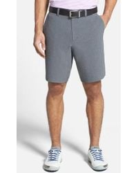 Cutter & Buck - 'bainbridge' Drytec Flat Front Shorts - Lyst