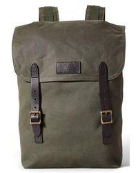 Filson - 'ranger' Canvas Backpack - Lyst
