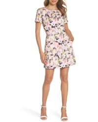 French Connection - Catlett Cotton Dress - Lyst