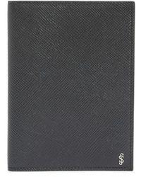 Stefano Serapian - Evolution Leather Passport Cover - Lyst