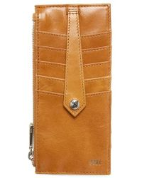 Hobo - 'linn' Leather Card Case - Lyst