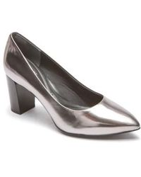 Rockport | Total Motion Violina Luxe Pointy Toe Pump | Lyst
