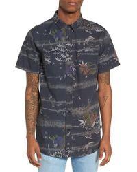Globe - Makatza Woven Shirt - Lyst