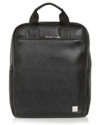 Knomo - Brompton Dale Leather Totepack - Lyst