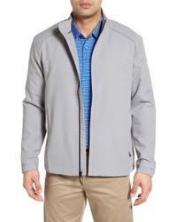 Cutter & Buck - Blakely Weathertec Wind & Water Resistant Full Zip Jacket - Lyst