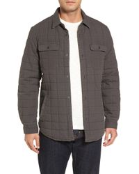 UGG - Ugg Quilted Shirt Jacket - Lyst