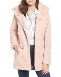 The North Face - Ancha Hooded Waterproof Parka - Lyst