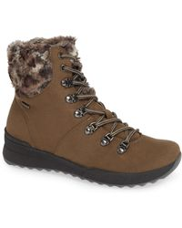 b9352a368bf118 Lyst - Sam Edelman  victoria  Slouch Boot in Brown
