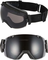 6b2bb33c7a60 Lyst - Smith Optics  showcase Otg  Snow Goggles in Black for Men