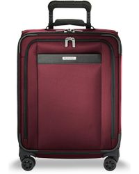 Briggs & Riley - Transcend Vx Wide Expandable 21-inch Spinner Suitcase - Lyst