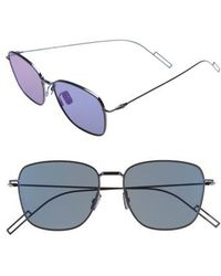 8b440ccba2 Dior Homme -  composit 1.1s  54mm Metal Sunglasses - Lyst
