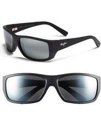 Maui Jim - 'wassup - Polarizedplus2' 61mm Polarized Sunglasses - Lyst