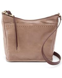Hobo | Aviva Calfskin Leather Crossbody | Lyst