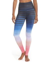 Beyond Yoga - Summer Shades High Waist Leggings - Lyst