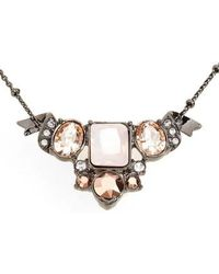 Jenny Packham | Frontal Necklace | Lyst
