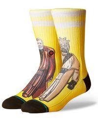 Stance - Star Wars(tm) Junland Waste Socks - Lyst