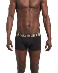 Versace - Low Rise Trunks - Lyst