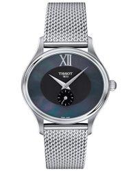 Tissot - Bella Ora Mesh Strap Watch - Lyst