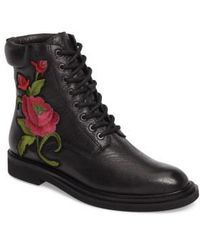 Kenneth Cole - Ashton 2 Embroidered Boot - Lyst