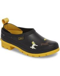 Joules - Rain Boot Clog - Lyst