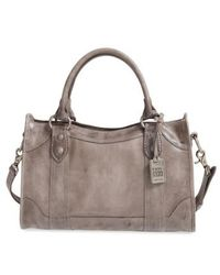 Frye | 'melissa' Washed Leather Satchel | Lyst