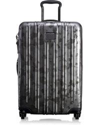 Tumi - V3 Short Trip 26-inch Expandable Wheeled Packing Case - Metallic - Lyst