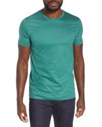 BOSS - Hugo Tessler Slim Fit T-shirt - Lyst