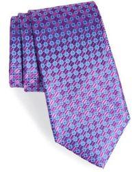 Nordstrom - Middletown Geometric Silk Tie - Lyst