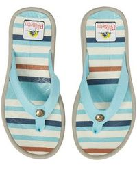 ec2928a893c2f Lyst - Havaianas Surf Flip-flops (beige blue Navy) Men s Sandals in Blue