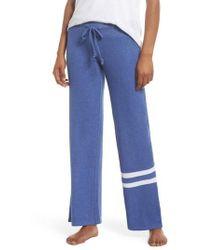 Make + Model - Best Boyfriend Brushed Hacci Lounge Pants - Lyst