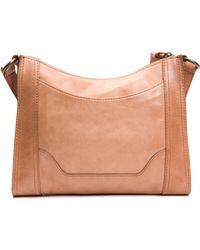 Frye - Melissa Leather Crossbody Bag - - Lyst