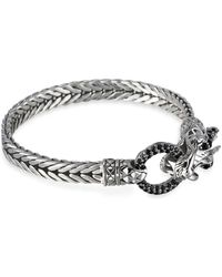 John Hardy - 'naga Lava' Dragon Head Bracelet - Lyst