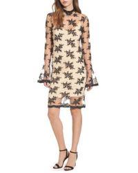 SuperTrash - Desh Embroidered Dress - Lyst