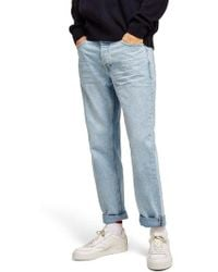 TOPMAN - Original Fit Jeans - Lyst