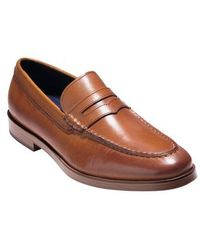 Cole Haan - Hamilton Grand Penny Loafer - Lyst