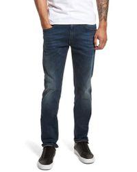 DIESEL - Diesel Thommer Skinny Fit Jeans - Lyst