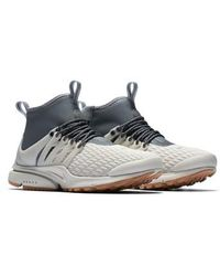 Nike | Air Presto Mid Utility Water Repellent Sneaker | Lyst