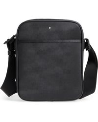 Montblanc - Extreme Reporter Leather Bag - - Lyst