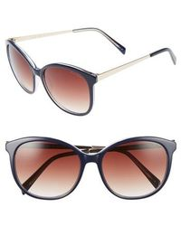 Draper James | 56mm Gradient Lens Sunglasses | Lyst