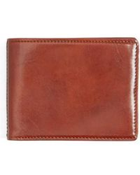 Bosca - Leather Wallet - Lyst