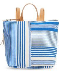 Mercado Global - Mini Lorena Woven Backpack - - Lyst