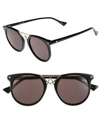 Altuzarra - 50mm Round Sunglasses - - Lyst